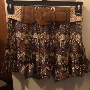 Skirt and Belt!